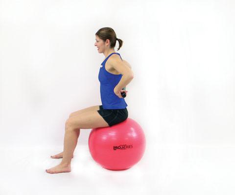 Roller Massager+ Neutral Low Back Release
