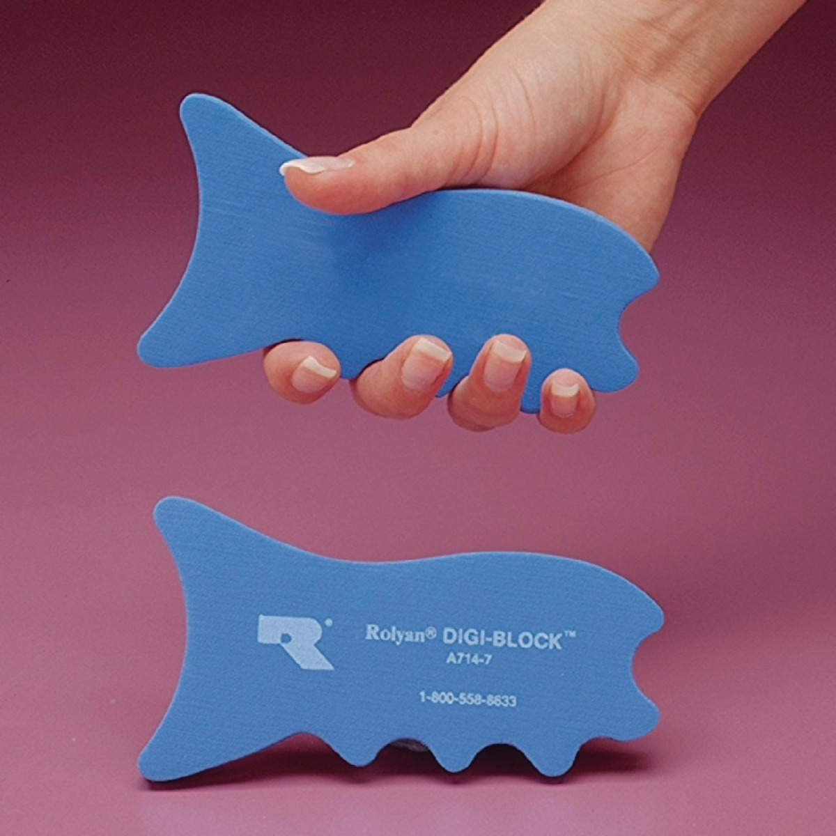 Rolyan Digi-Blocks Hand Exerciser
