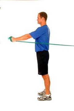 Shoulder External Rotation at 60 Degrees