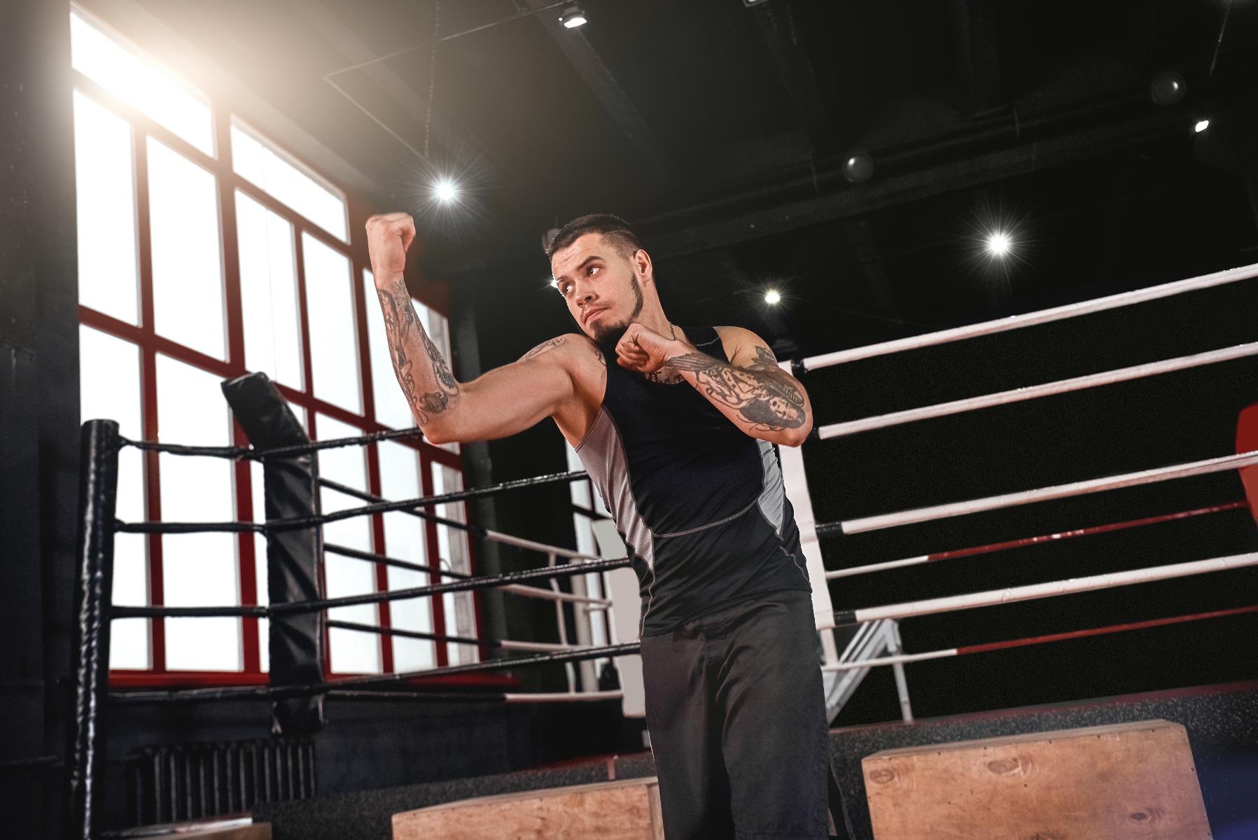 boxing hook