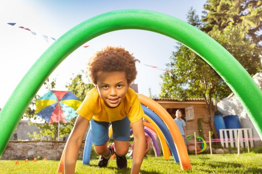 33 Fun Outdoor Games For Kids Performance Health