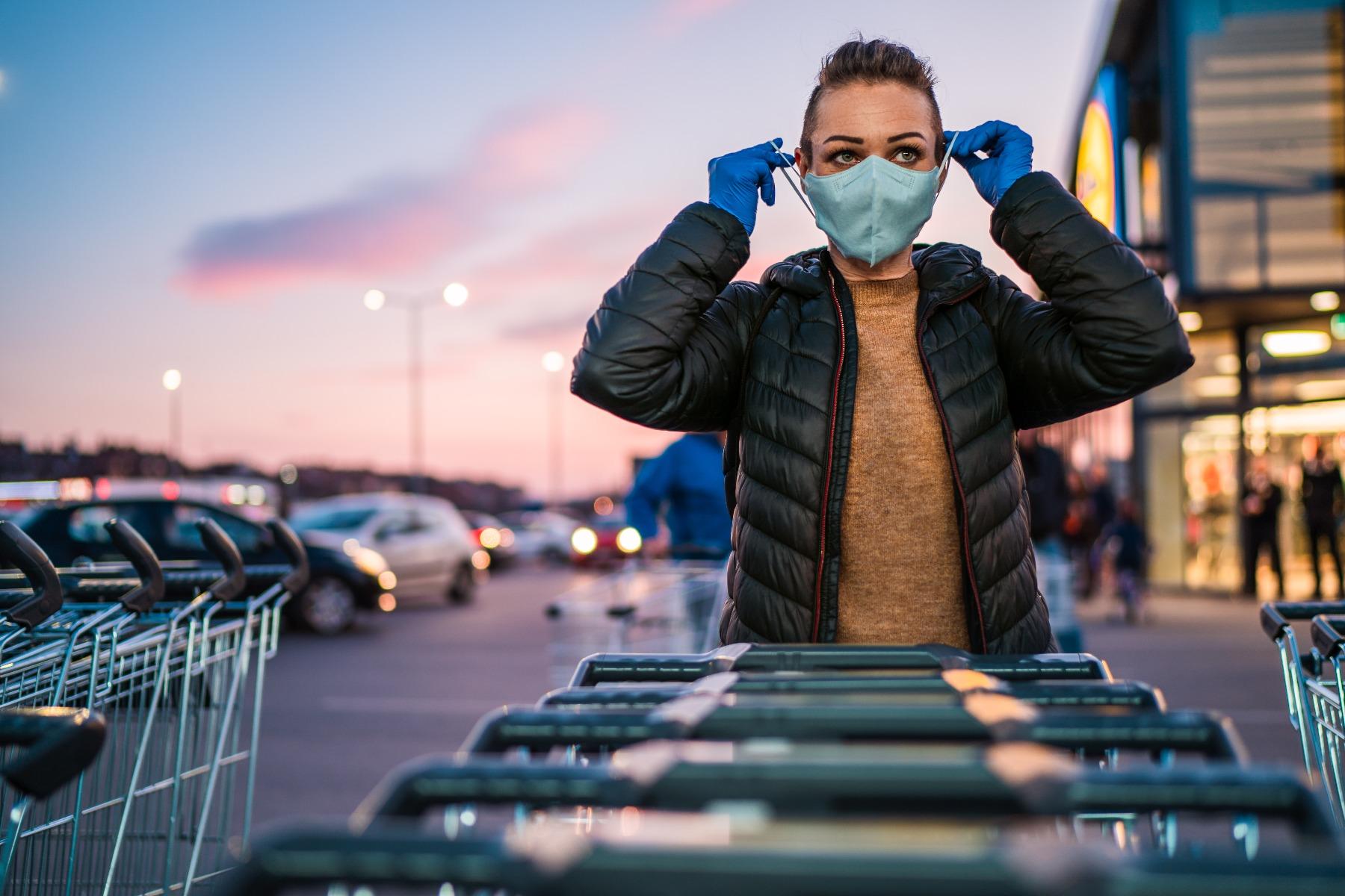 masking for shopping