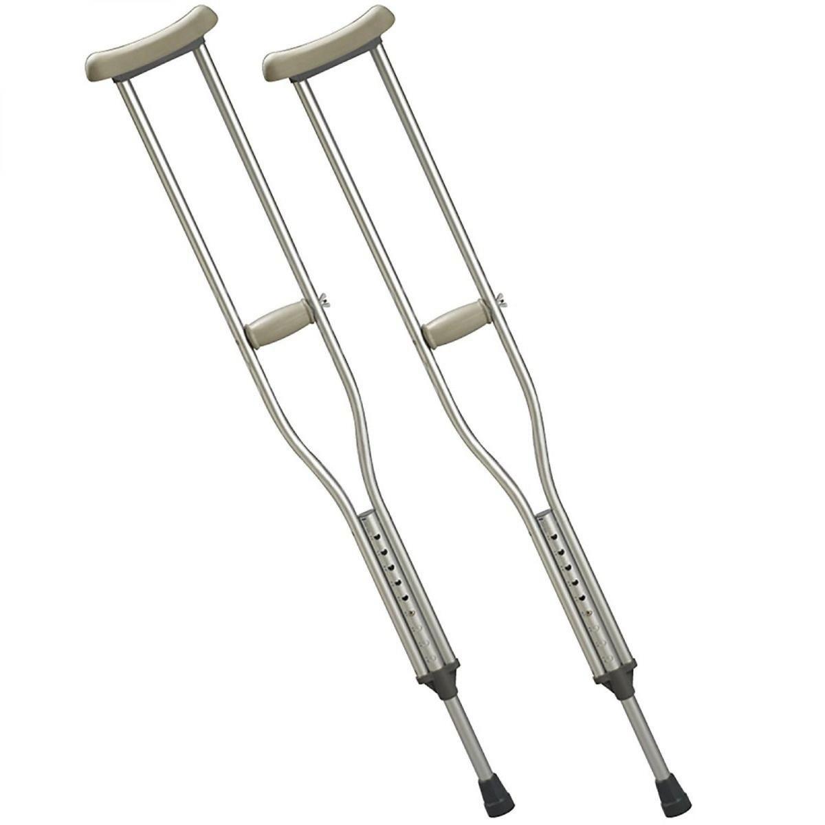 Standard Underarm Crutches