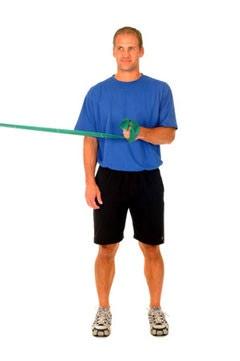 Shoulder External Rotation at 0 Degrees