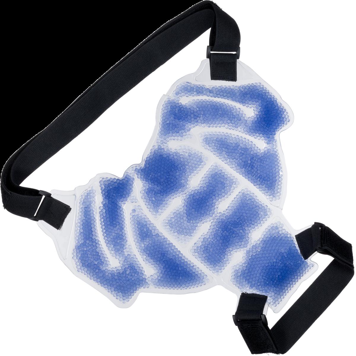 Blue TheraPearl Shoulder Wrap