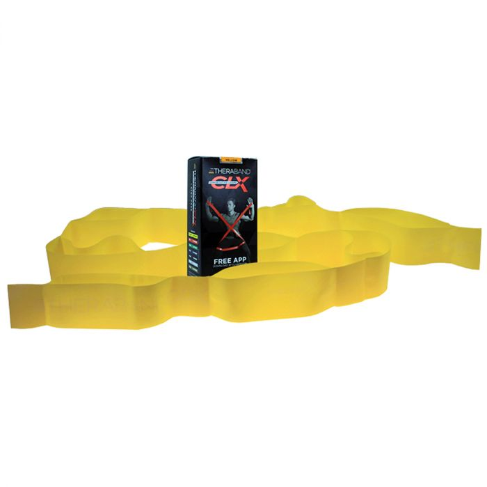 TheraBand CLX - Resistance Band with Loops