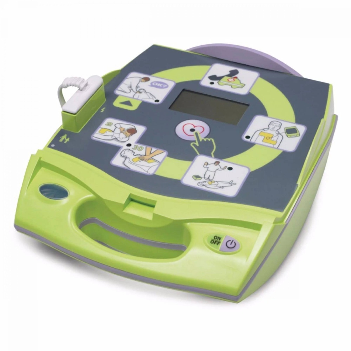Zoll Automated External Defibrillator Plus Package