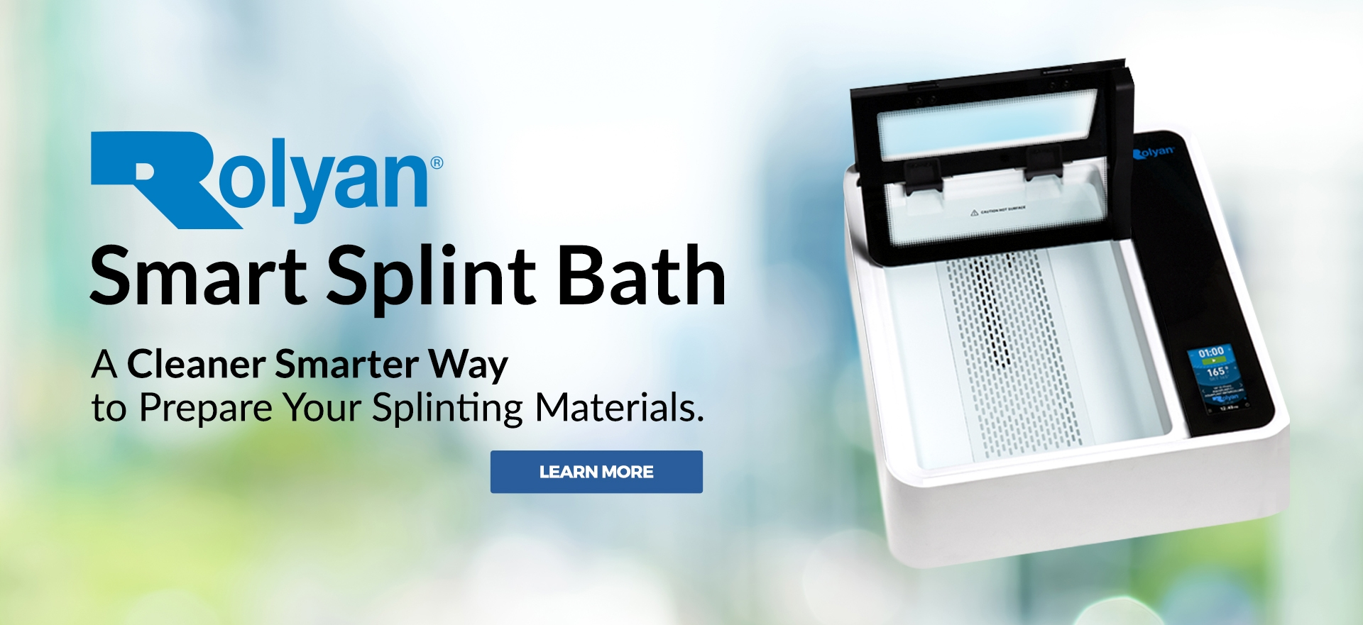 Rolyan Splint Bath