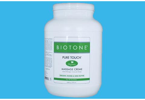 Biotone Pure Touch Organics Massage Creme