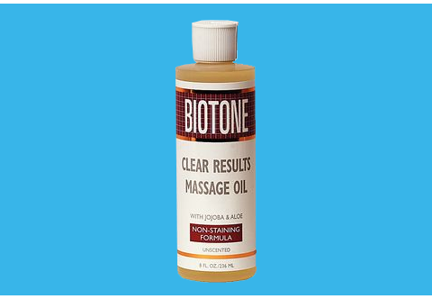 Biotone Clear Results Massage Oil