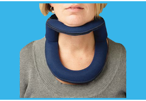 Rolyan Adjustable Wire Frame Cervical Collar