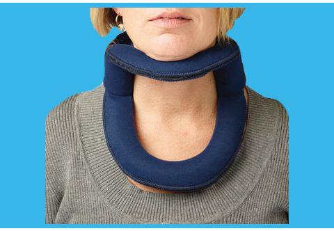 Rolyan Adjustable Wire Frame Cervical Collar