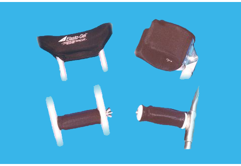 Crutch-Mate Arm Pad, Forearm Pad & Hand Grip