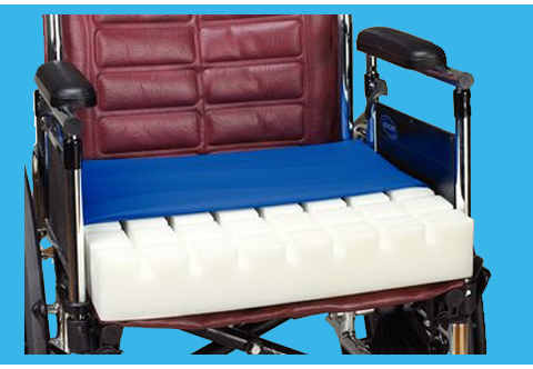 Pressure-Check Foam Cushion