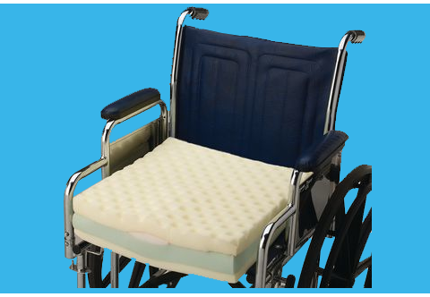 Skil-Care Contour Wedge Cushion