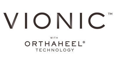 Vionic with Orthaheel Technology
